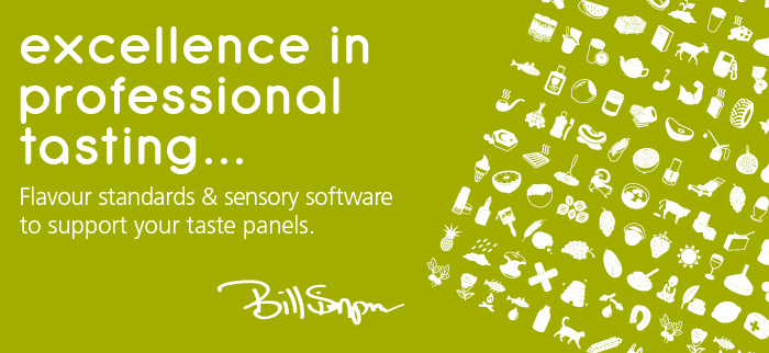 excellence in professional tasting - flavour standards and sensory software to support your taste panels